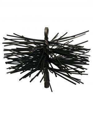 Schoorsteenveeg borstel nylon WW1/2″